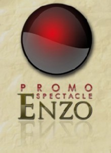 Enzo promo spectacles
