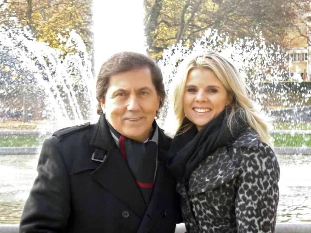 Frank et Caroline Fontenoy de RTL-TVi